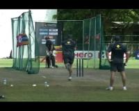 Australia practice during T20 WC ahead of West Indies Match