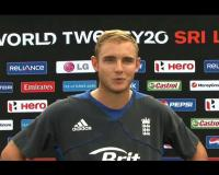 T20 World Cup: Stuart Broad pre-match Press Conference