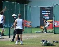 World T20: South Africa practice before India's match in Colombo