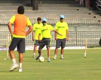World T20: Team India practice before South Africa match in Colombo