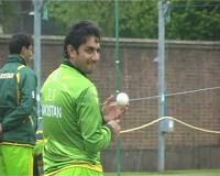 Sachin quit ODIs because of me, says Saeed Ajmal