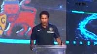 Sachin Tendulkar felicitated in Mumbai by MCA