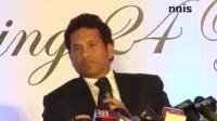 Sachin Tendulkar Press Conference Interview after Test Retirement