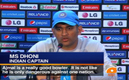 Indian skipper praises Pakistani spinner Ajmal