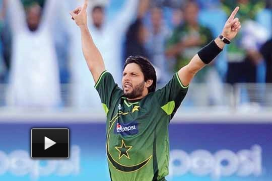 Boom Boom Afridi completes 500 wickets in International Cricket