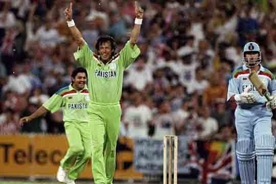 Pakistan winning moments in World Cup 1992