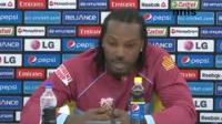 India-West Indies clash will be war, warns Chris Gayle