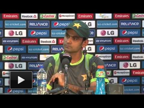 There is still a lot of cricket left to play: Mohammad Hafeez