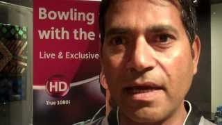 Meet UAE coach Aqib Javed