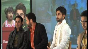 Afridi, Ajmal and Shahzad in Fund raising campaign for thalassemia children