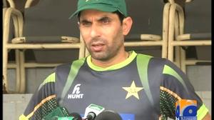 Misbah on Captaincy Matter & Summer Camp