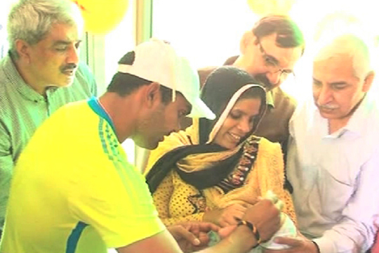Umar Akmal becomes health department's polio team member
