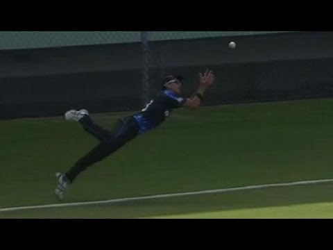 Best Catch of Cricket history by Trent Boult in T20 Match