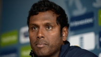Angelo Mathews At the post match press conference – 1st ODI – Pakistan tour of Sri Lanka 2014