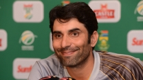 Misbah ul Haq At the post match press conference – 1st ODI – Pakistan tour of Sri Lanka 2014