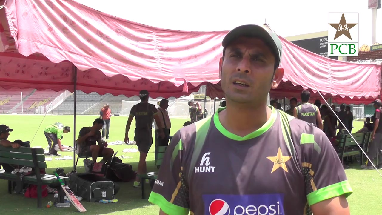 Summer Camp 2014 Pakistan cricket team player interviews