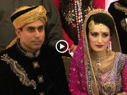 Nasir Jamshed Wedding Ceremony Video