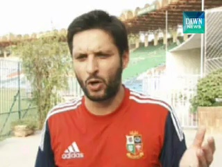 Afridi wants respectful exits for players