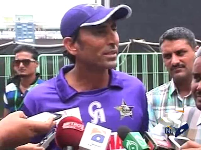 Younis Khan blasts on selectors in a press conference