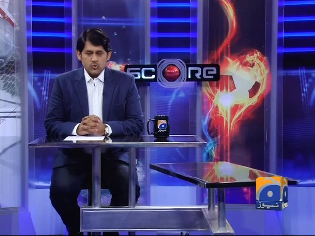 Younis Khan interview after being dropped on Score GEO- 24th September 2014