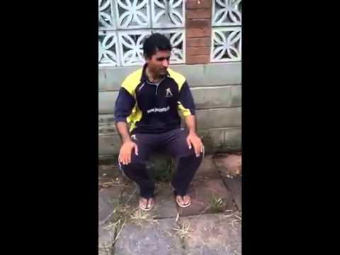 Abdul Razzaq Ice Bucket Challenge
