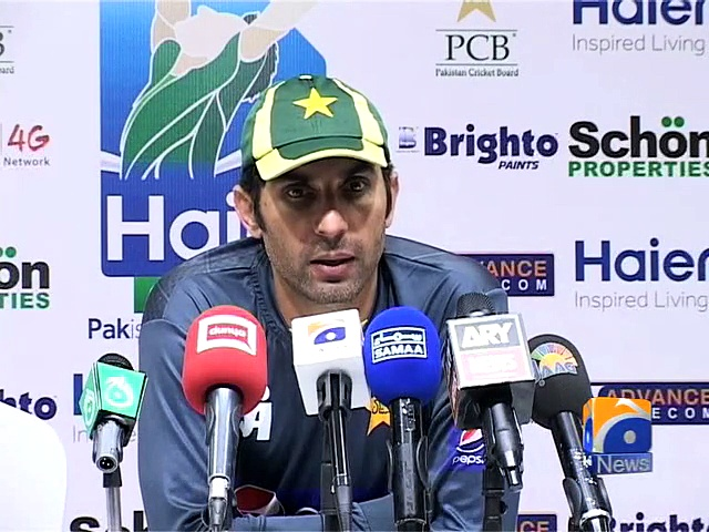 Misbah-ul Haq to retire from ODIs after World Cup 2015