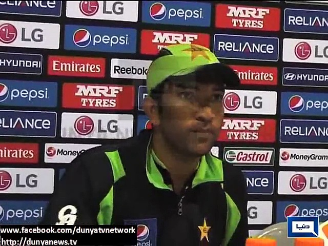 Sohaib Maqsood press talk after scoring 93 not out in World Cup warm up