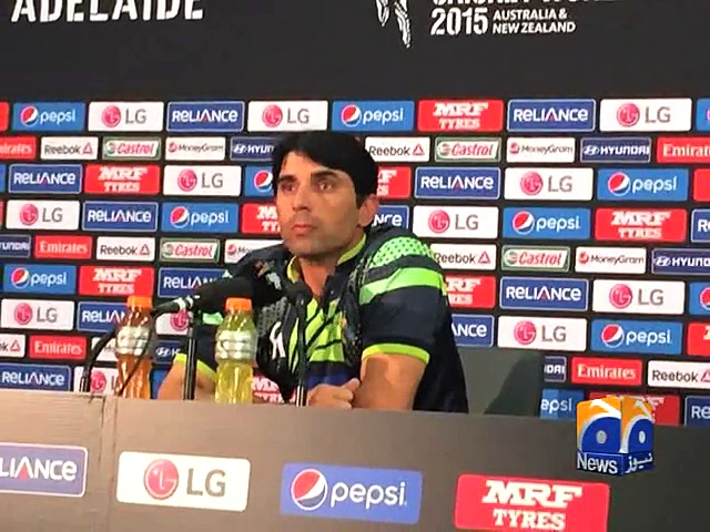 This is a chance to create history: Misbah