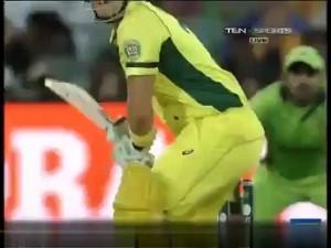 Amazing Bowling Spell By Wahab Riaz against Australia
