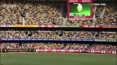 Mohammad Amir superb spell against Australia