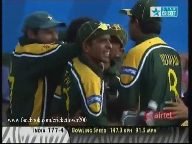 Shoaib Akhtar vs Sachin Tendulkar All 8 Dismissals