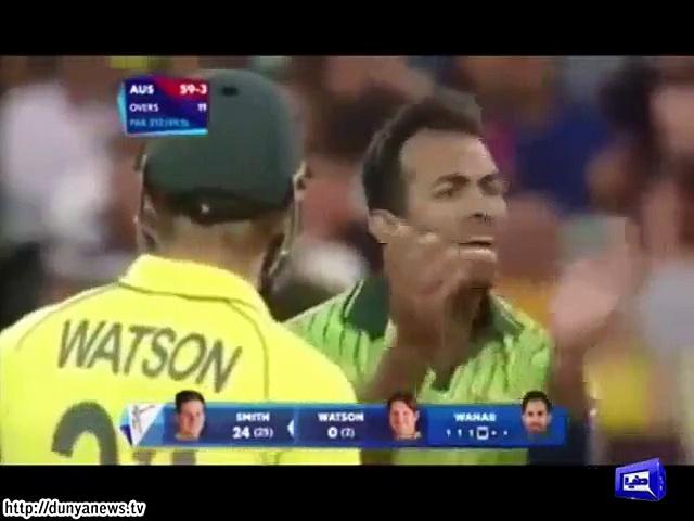 Glories Of Pakistan Cricket in 2015