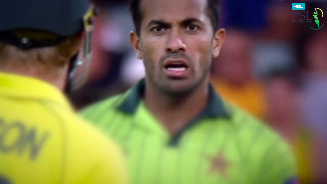 HBL Pakistan Super League official promo