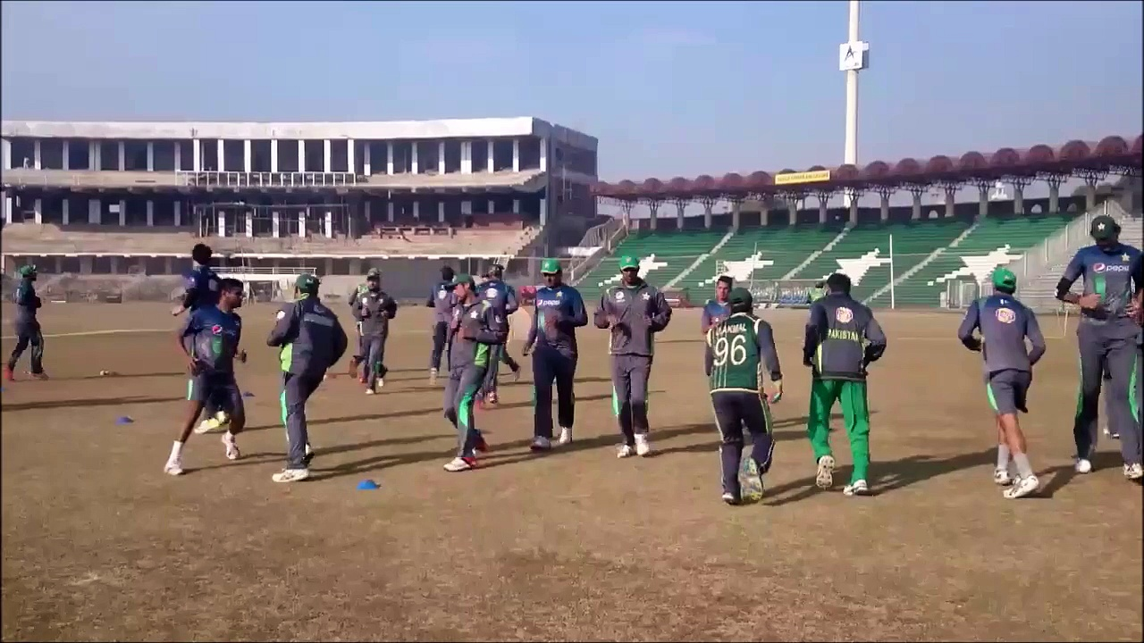 Mohammad Amir vs Others in Net Practice Today at NCA Lahore