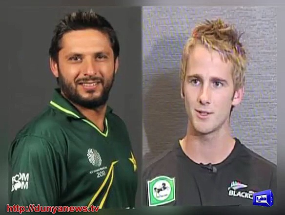 Pakistan takes on NZ in 1st T20 Match Tomorrow