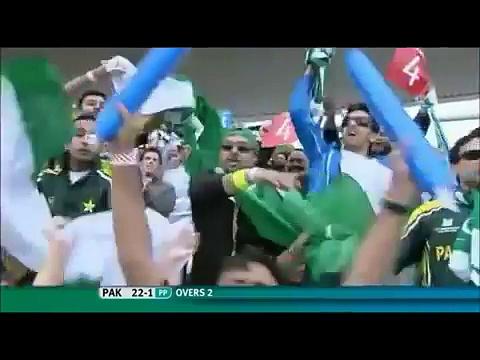 Shahid Afridi's match winning Batting & Bowling in 2009 T20 WC